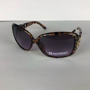 South Pole women's tortoise sunglasses